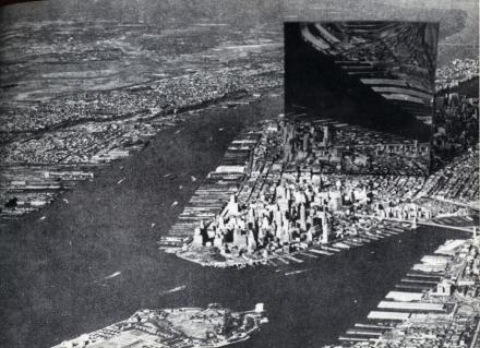 Vaclav Cigler, Mirror to the City, c 1965