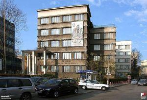 Piłsudski House, Oleandry, Kraków (wikicommons).