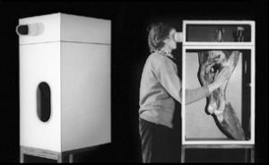 'Stymulatory wrażeń nieadekwatnych' (Stimulators of Non-adequate Impressions, 1963-4).