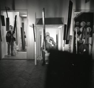 II Syncretic Show of Włodzimierz Borowski, Foksal Gallery in Warsaw 1966 - MSN - http://artmuseum.pl/en/archiwum/archiwum-eustachego-kossakowskiego/189/17027