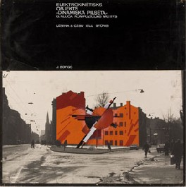 Jānis Borgs, 1978 (LCCA Archive)