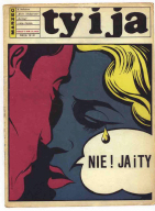 March 1967 issue of Ty i Ja (You and I) magazine published in Poland.