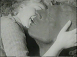 Still from Makavejev's early short film, 'Spomenicima ne treba verovati', 1958