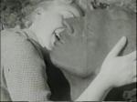 Still from Makavejev's early short film, 'Spomenicima ne treba verovati', 1958